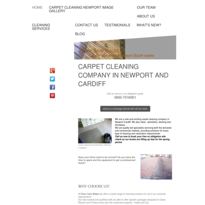 floor care wales