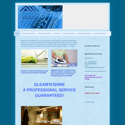 Gleamnshine