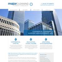 Major Cleaning Services Limited