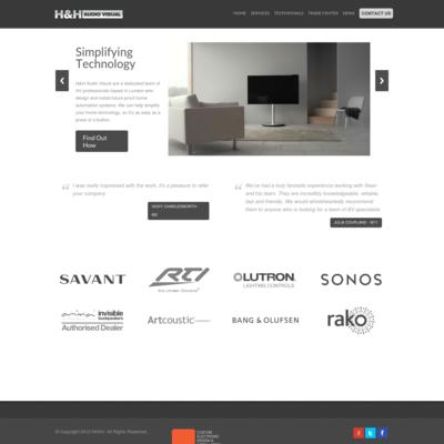 H&H Audio Visual Ltd