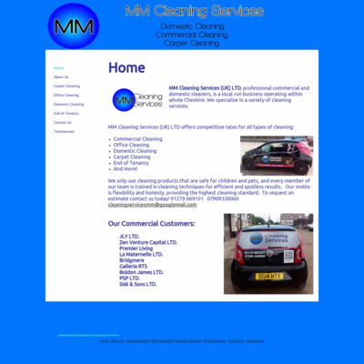 MMCleaningServices(UK)Ltd