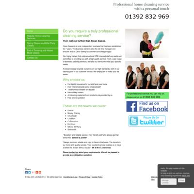 Clean Sweep SW Ltd