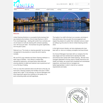 United Cleaning Solutions Ltd