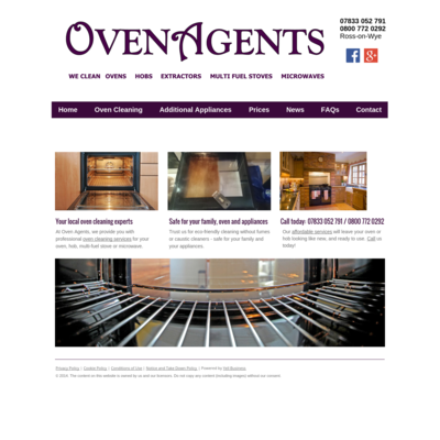 Oven Agents