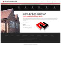 Cheadle construction