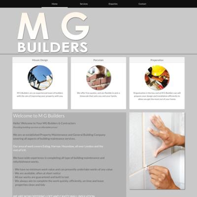 MG Builders & Contractors