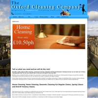 Oxford cleaning company
