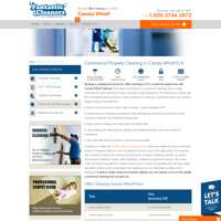Property Cleaners in Canary Wharf