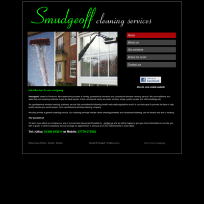 Smudgeoff Cleaning Services