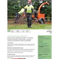 tim george tree services ltd