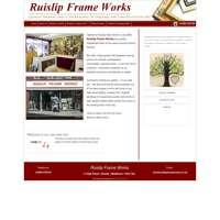 Ruislip Frameworks Ltd