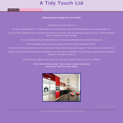 A Tidy Touch Ltd