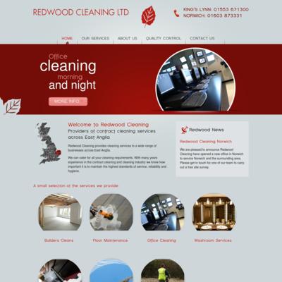 Redwood Cleaning Ltd