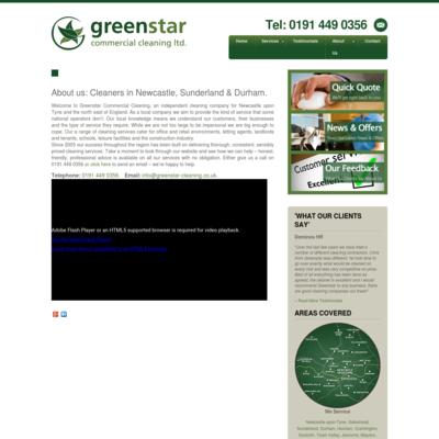 Greenstar Commercial Cleaning Ltd