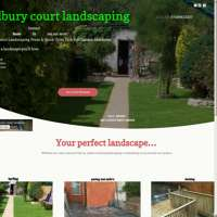 Oldbury court landscaping