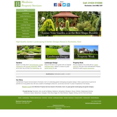 Blenheim Property Services