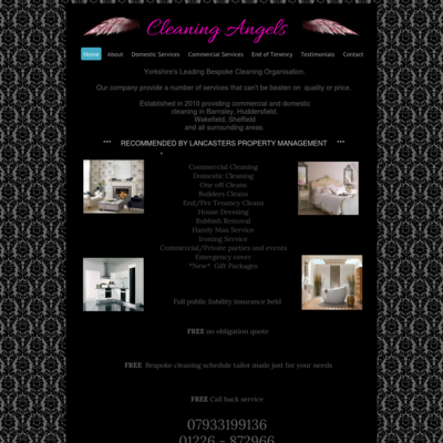 Cleaning Angels Yorkshire