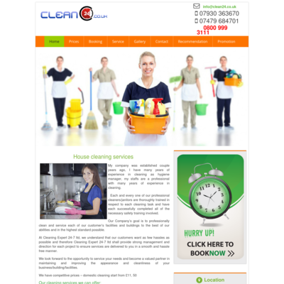 Cleaning Expert 24-7 LTD
