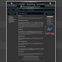 Arnold cleaning services
