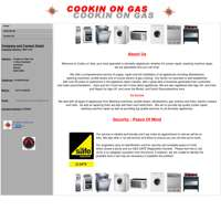 Cookin on Gas Ltd
