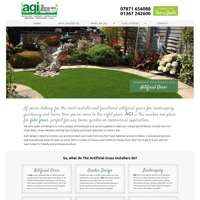 McMahon Developments Ltd / AGI The Artificial Grass Installer
