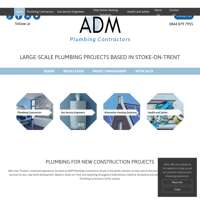 ADM PLUMBING CONTRACTORS LTD
