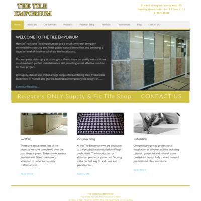 The Tile Emporium
