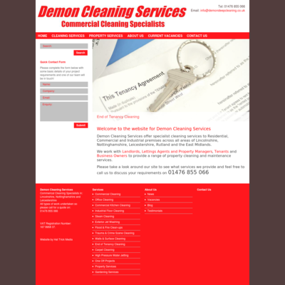 Demon Cleaning Services