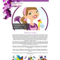 Purple Orchid Cleaning Services