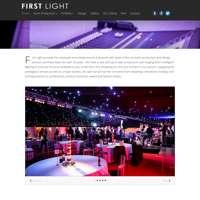 DJC Events / First Light