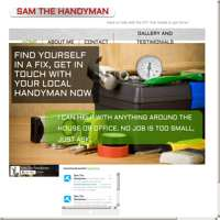 Sam The handyman