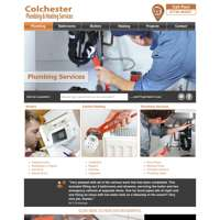 colchester plumbing and heating services