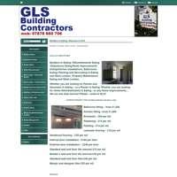 GLS building contractors