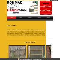 Rob Mac handyman service.