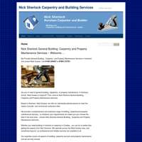 N.Sherlock carpentry and maintenance