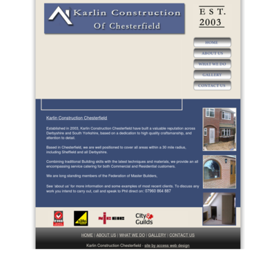karlin Construction Ltd