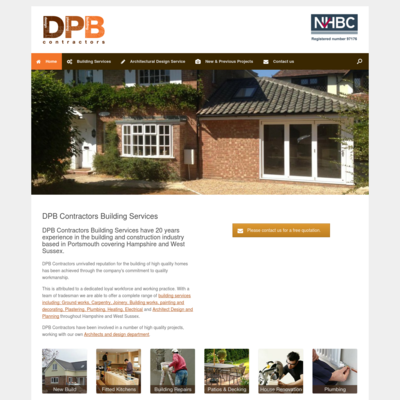 DPB Homes Ltd