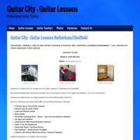 City Music School - Guitar City