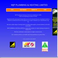 WJP PLUMBING & HEATING LTD