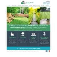 Garden building services