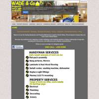 Wade Property Services.