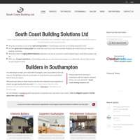 South Coast Building  Solutions  Ltd