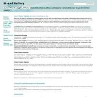 Strand Gallery Ltd