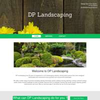 DP Landscaping & Building