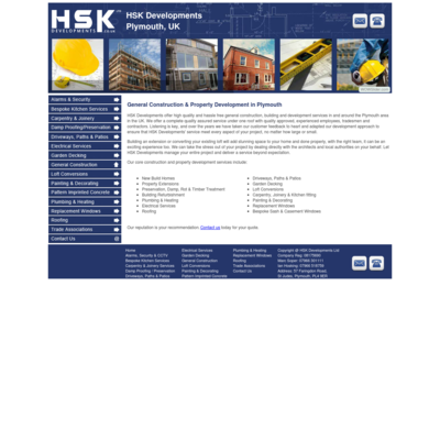 HSK Developments Ltd