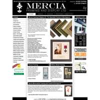 Mercia Framing and Display Ltd