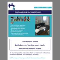 EJD Plumbing and Heating Services