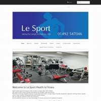 Le Sport Health and Fitness