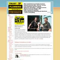 TRUST PLUMBING SCARBOROUGH LTD