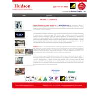 HUDSON PLUMBING & HEATING LTD